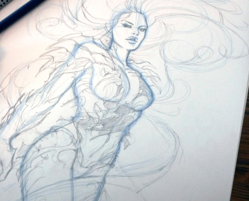 Witchblade - WIP
