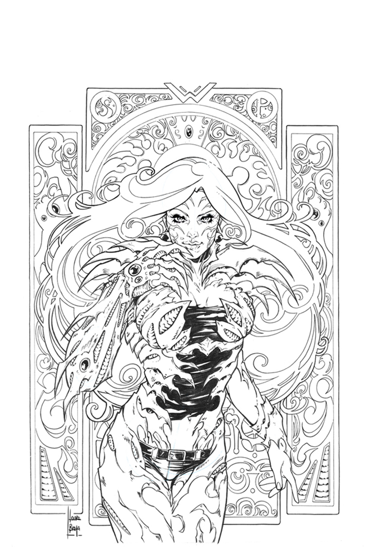 Cover – Witchblade #175