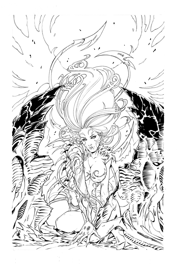 Cover – Witchblade #179
